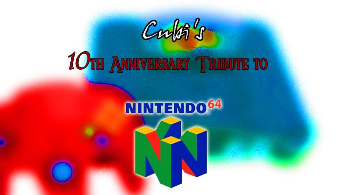 Nintendo 64 Tribute