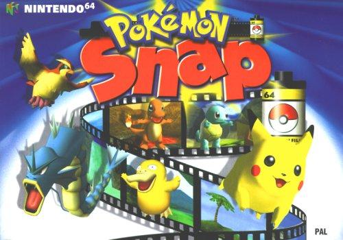 Pokemon Snap Boxart