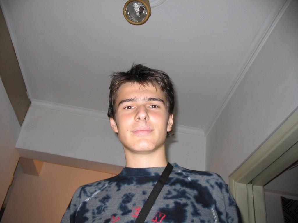 19/10/2003, 3 μέρες αφού η Α60 κάμερα έπεσε στα χέρια μου