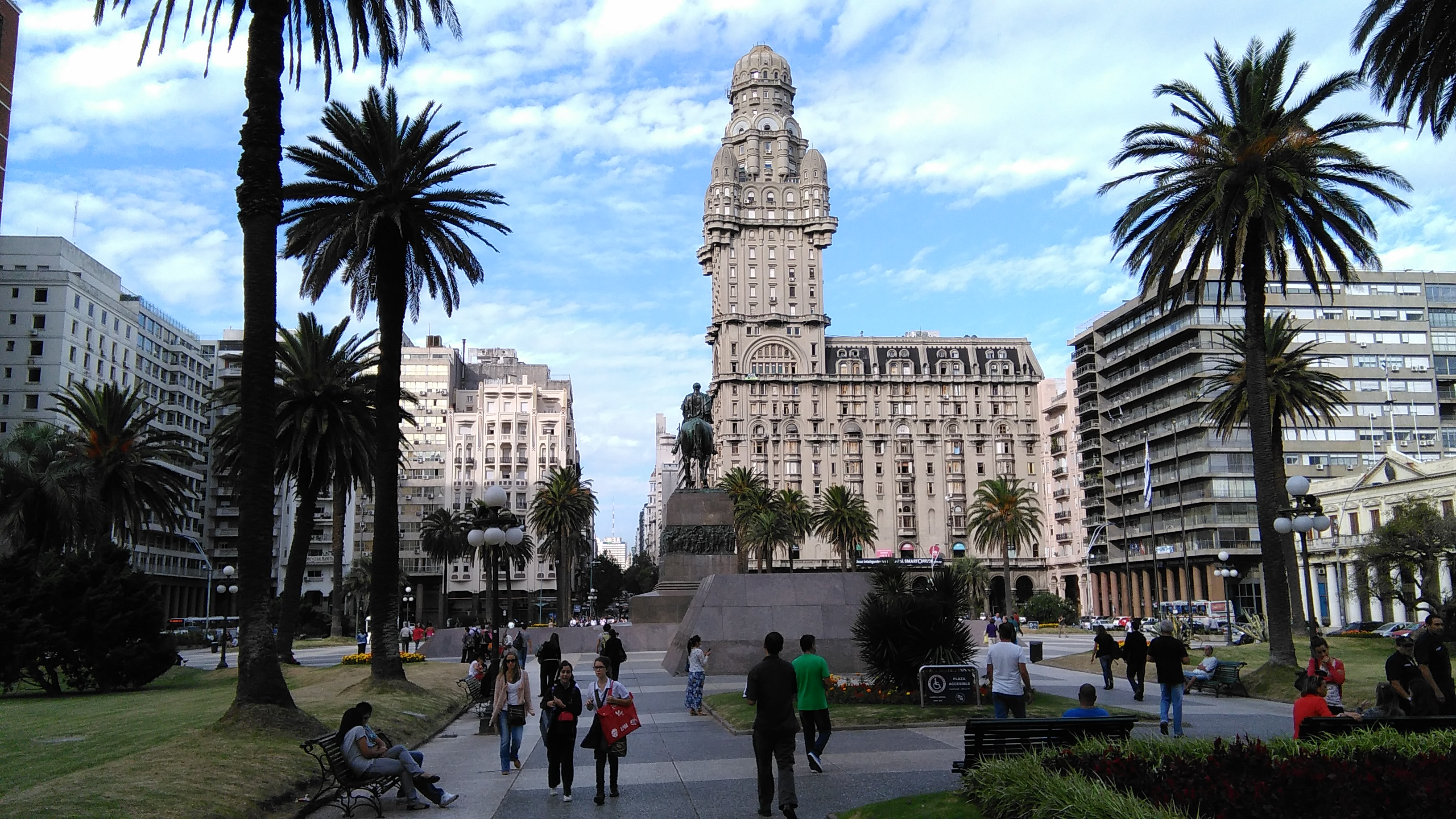 Plaza de Independencia